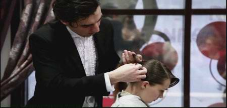 Коллекция профи модных причёсок Фарруха Шамуратова