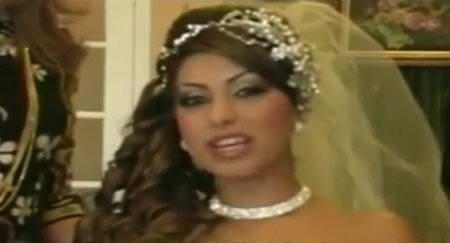 Невеста (восточная прическа)