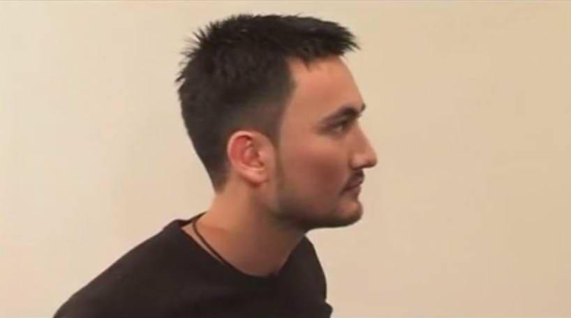 стрижки мужские короткие волосы видео