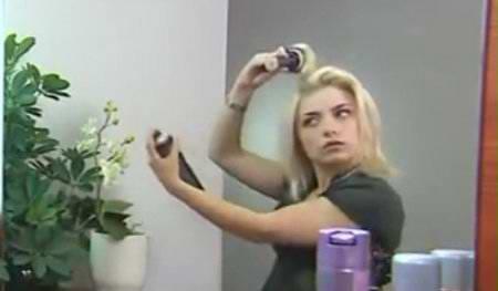 Выбор лака для волос
