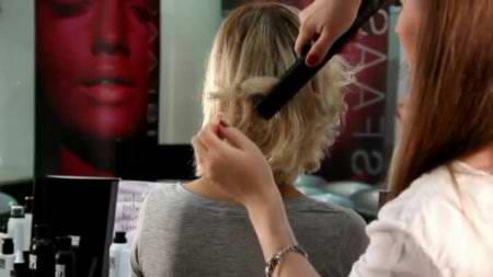 Прическа на короткие волосы «Хаос»