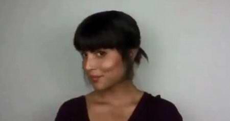 9 простых причесок на короткие волосы