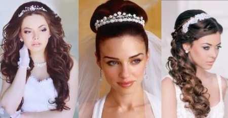 Свадебные прически фото онлайн
