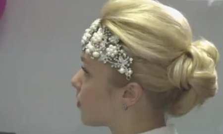 """Прически для """"Зимней невесты"""""""