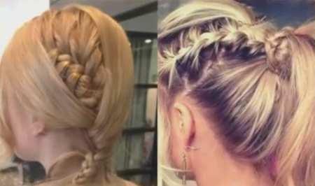 Самые стильные варианты причесок для длинных волос