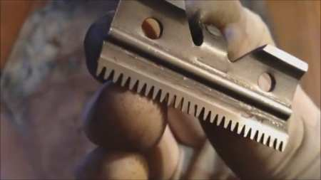 Заточка машинок для стрижки