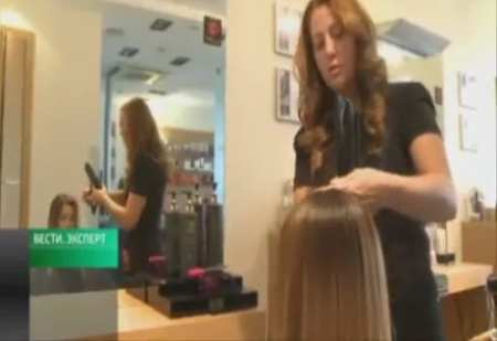 Как предотвратить выгорание волос